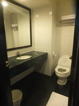 Copthorne Hotel Cameron Highland Double Superior Room Toilet