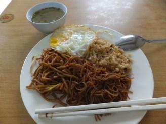 Breakfast in Tenom