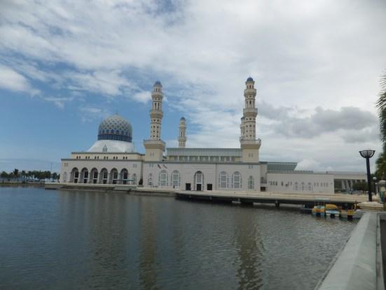 Kota Kinabalu City Mosque aka Sabah Floating Mosque