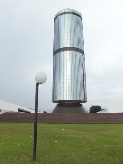 Menara Tun Mustapha Backview