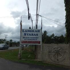 Langkah Syabas Beach Resort in Kinarut