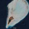 Pulau Sibuan Close Up looks like a Ear