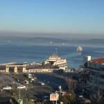 Explore Canakkale, Turkey-Canak Hotel Restaurant Outdoor View of Dardanelles