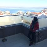 Explore Canakkale, Turkey-Canak Hotel Restaurant Outdoor