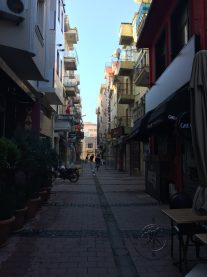 Explore Canakkale, Turkey-Canak Hotel Alley