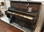 Explore Canakkale, Turkey - Canakkale City Museum and Archive Vintage Piano