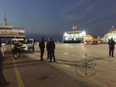 Explore Canakkale, Turkey – Canakkale Truva Bus Waiting Area