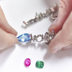 Messerer Juwelier, Ohrhänger Making Of - ein Blick hinter die Kulissen.