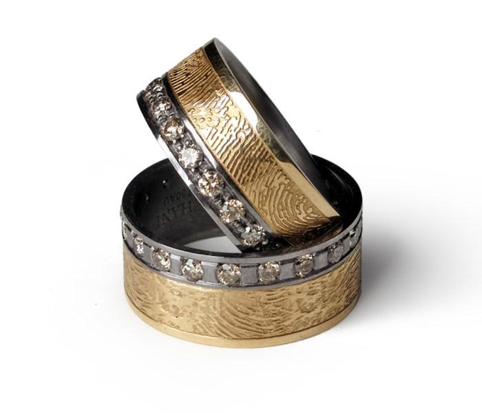 Salzburger Juwelierwaren KREMO kreativ modern Juwelier Salzburg Tantal Ringe Tantalum Trauringe sind einfach etwas Besonderes… 01-2
