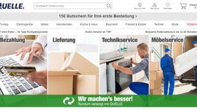 QUELLE Zahlpause - Jetzt kaufen später zahlen bei quelle.de
