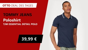 OTTO Deal des TagesTOMMY JEANS Poloshirt