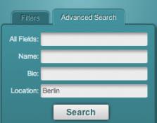 SocialBro_Suche