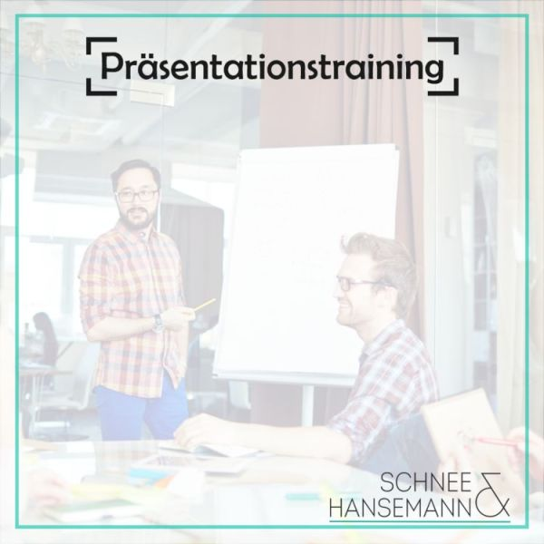 Präsentationstraining