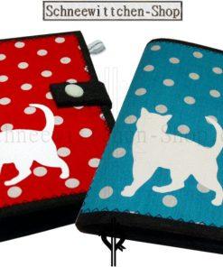Katzenpasshüllen Set Micki