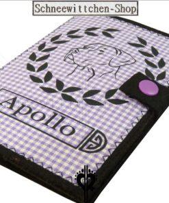 EU-Heimtierausweis Hundepass Hülle Apollo