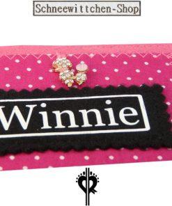 Hundepass Hülle Winnie