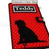 Golden Retriever | EU-Heimtierausweis Hundepasshülle Teddy EU-Heimtierausweis Hülle Heimtierausweis Impfpass Hülle Golden Retriever