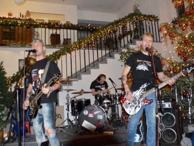Punkmusik zum Fest