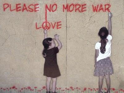 Frieden auf der Welt nur eine Utopie?