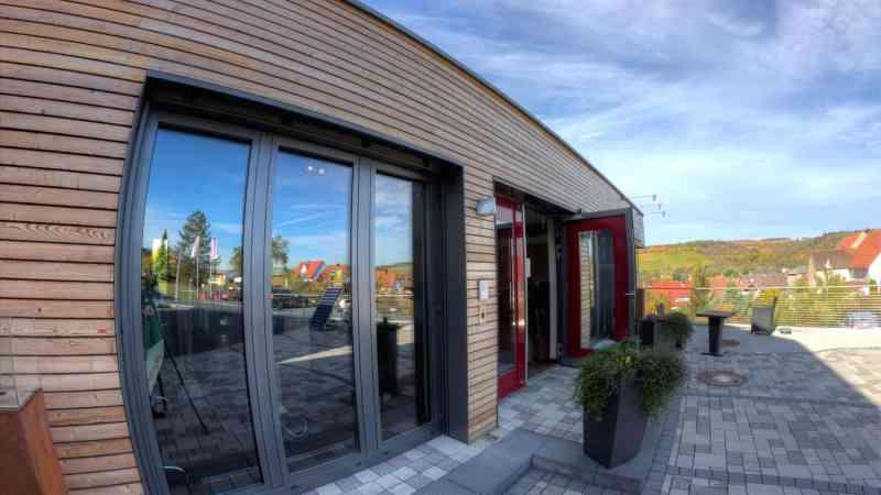 Firmengebäude-Schneider-Solar