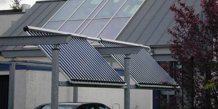 Karlstadt-Solarthermieanlage