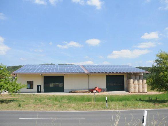 Photovoltaik-Gössenheim