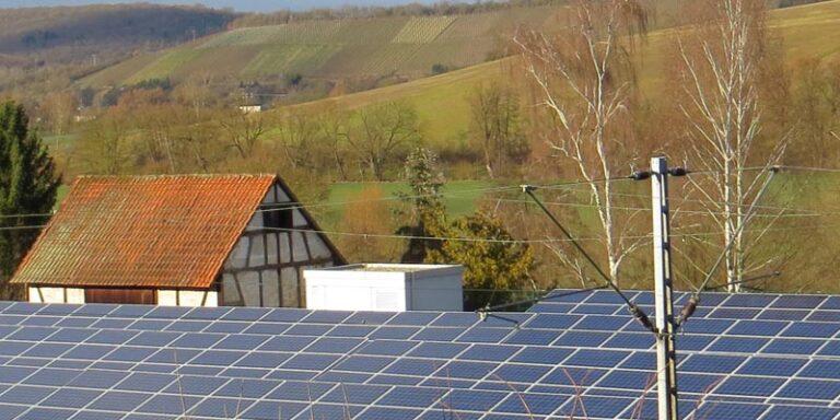 Solarpark-Thüngen