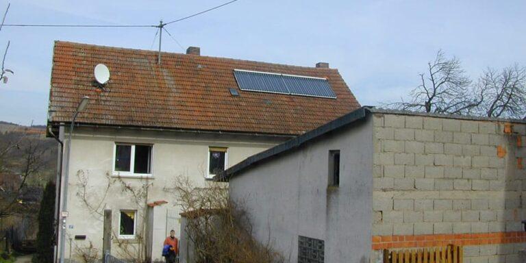Stetten-Solaranlage