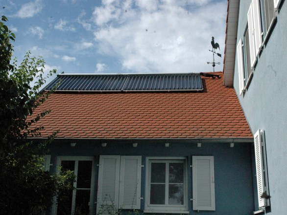 Uettingen-Solaranlage