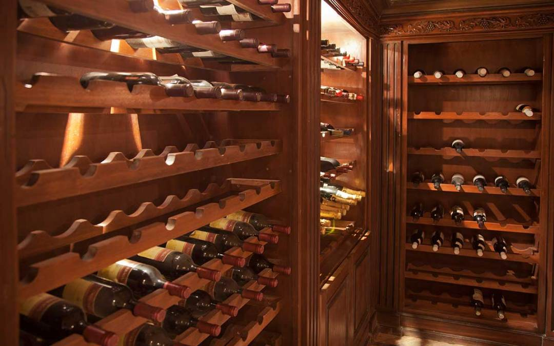 Annual Wine Cellar Maintenance