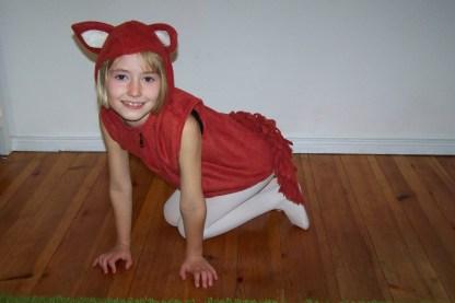 Kostüm für Kinder Fuchs