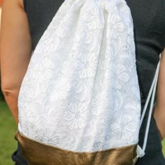 Rucksack für den Junggesellinnenabschied