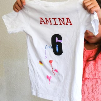 Geschenke für die Fußball Party - Fußball Shirts
