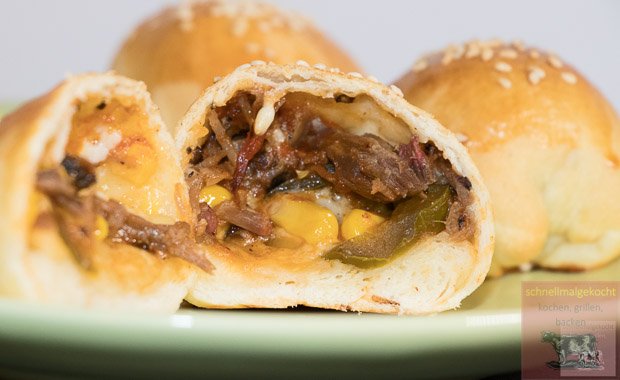 Pulled Beef Balls