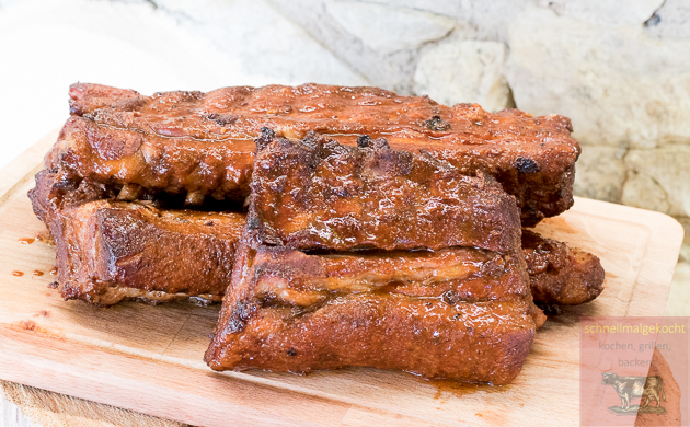 Georgia Baby Back Ribs