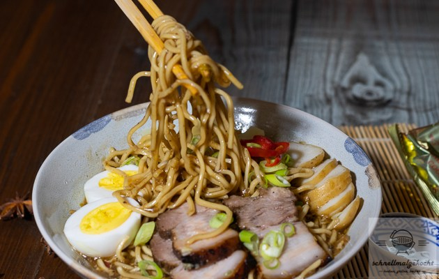 Lor Mee Suppe