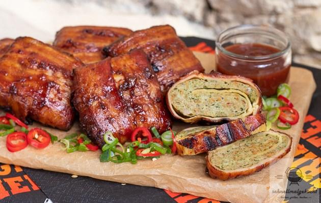 Barbecue Maultaschen