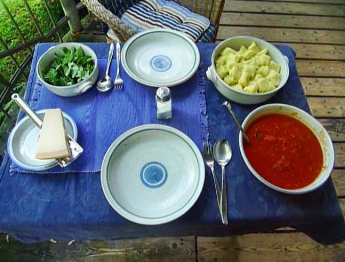 Gnocchi mit Tomatensoße-31.8.14   (30)