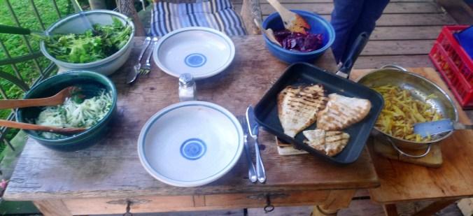 Scholle,Kartoffeln,Salate - 17.9.14   (14)