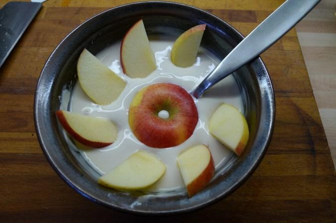 Kabeljau,Chicoreesalat,Kartoffeln,Quarkspeise - 17.2.15   (16)