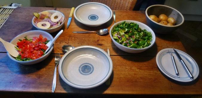 Matjes-Kartoffeln,Salate - 13.2.15   (9)