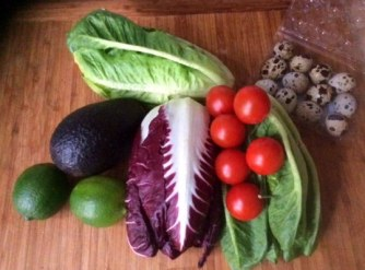 Salat,Guacamole,Wachtelei -31.12.15 (3)