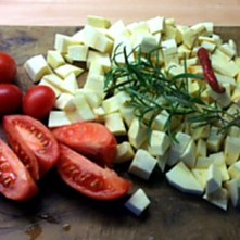 Pastinaken,Kartoffelstampf,Feldsalat,vegetarisch - 2.1.16 (4)