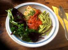 10.2.16 - Kabeljau,Tomatensoße,Salat (26)