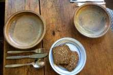 13.2.16 - Grünkernsuppe,Rote Bete,Büffelmozerella,Feldsalat,vegetarisch (5)