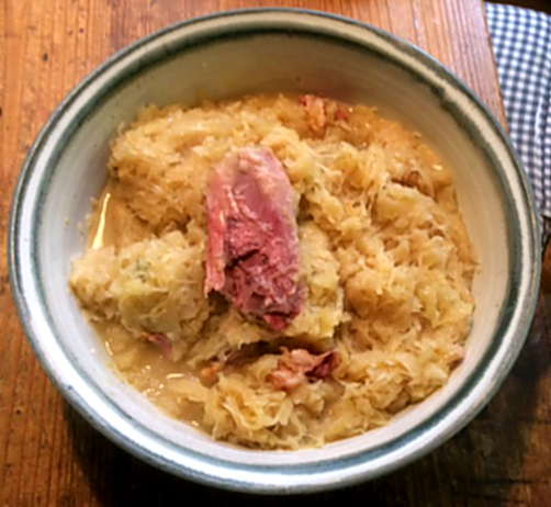 16.2.16 - Sauerkraut,Kartoffelbrei,Schweinshaxe (2)