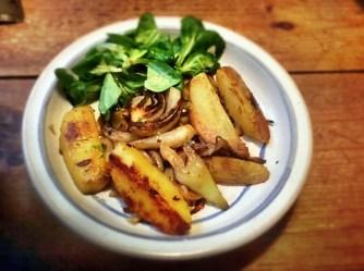 20.2.16 - Fenchel,Zwiebel,Kartoffel,Salat,vegan, (17)