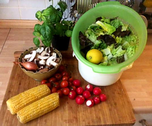 Champignon,Mais,Salat,Kartoffel (3)