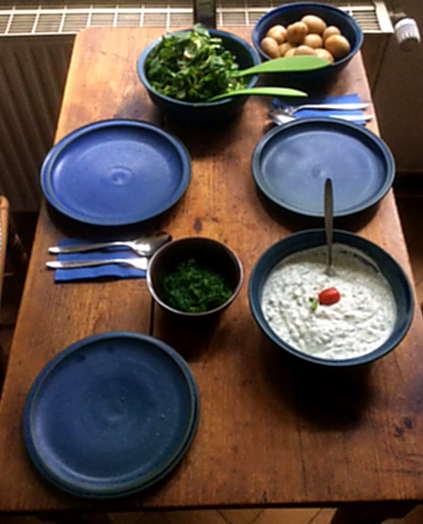 16.4.16 - Quark,Kartoffeln,Feldsalat   (2)