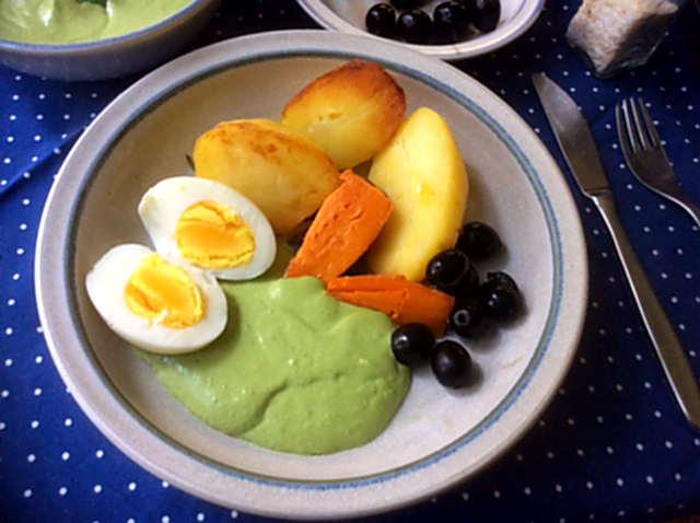 28.4.16 - Ofenkartoffeln,Feta-Bärlauchcreme (1)